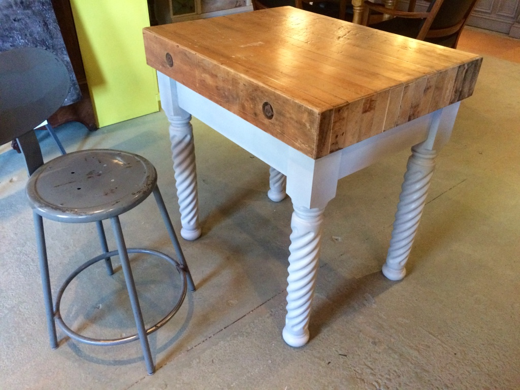 Chalk Paint | Custom Furniture | Butcher Block